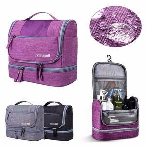 Handbags - Waterproof Hanging Travel Bag Makeup Organizer